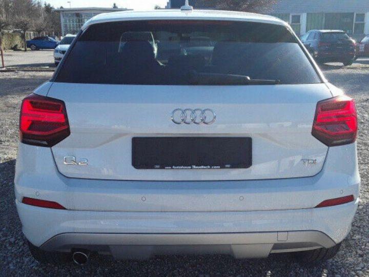 Audi Q2 sport 1.6 TDI 116 boite manuelle( blanc métal - 5