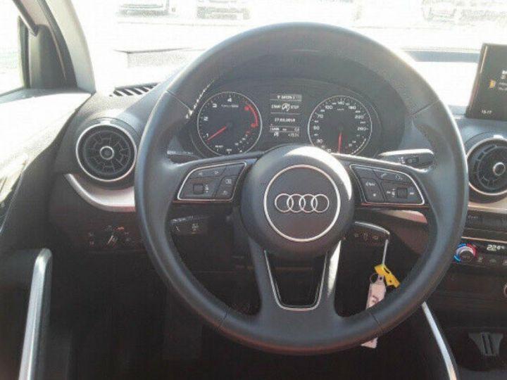 Audi Q2 sport 1.6 TDI 116 boite manuelle( blanc métal - 12
