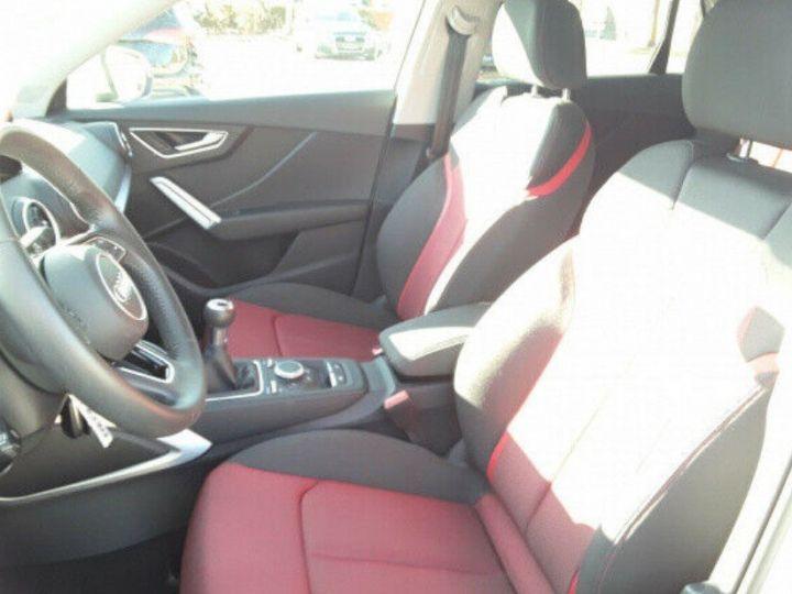 Audi Q2 sport 1.6 TDI 116 boite manuelle( blanc métal - 14