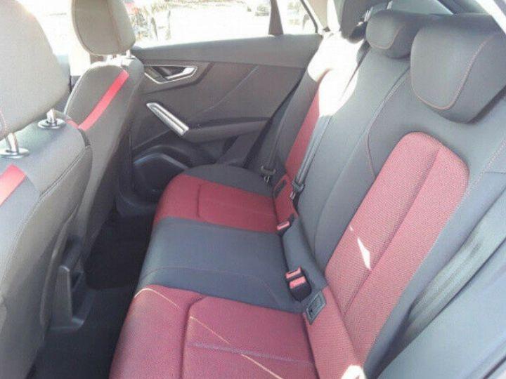 Audi Q2 sport 1.6 TDI 116 boite manuelle( blanc métal - 15
