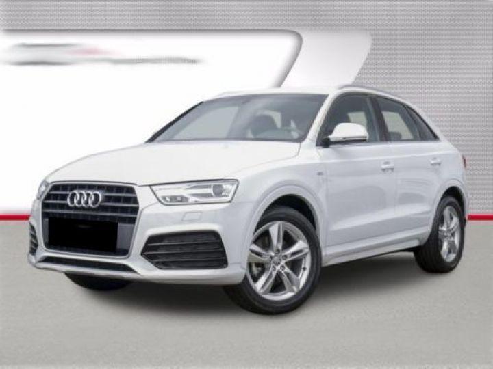 Audi Q3 1.4 TFSI 125CH S LINE BLANC Occasion - 1