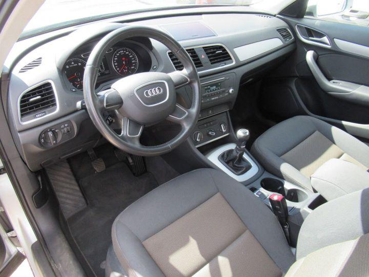 Audi Q3 1.4 TFSI 150CH AMBIENTE Gris Clair - 2