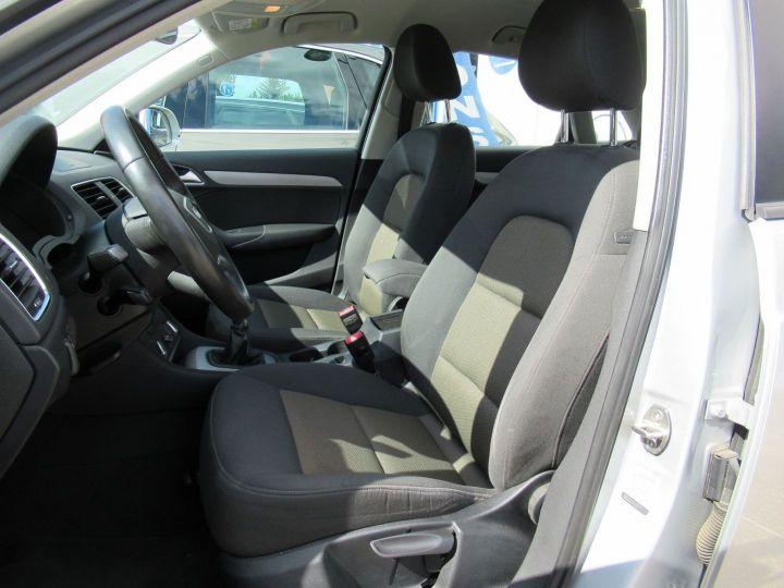Audi Q3 1.4 TFSI 150CH AMBIENTE Gris Clair - 4
