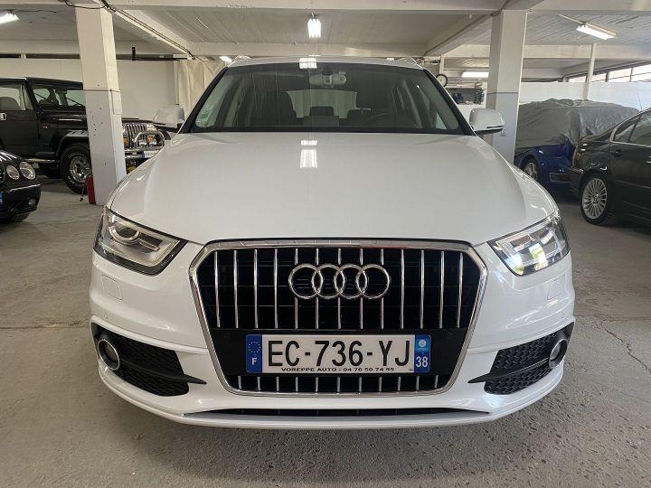 Audi Q3 1.4 TFSI 150CH S LINE S TRONIC 6 Blanc - 2