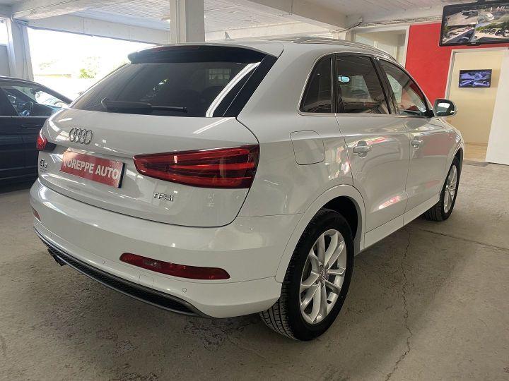Audi Q3 1.4 TFSI 150CH S LINE S TRONIC 6 Blanc - 4