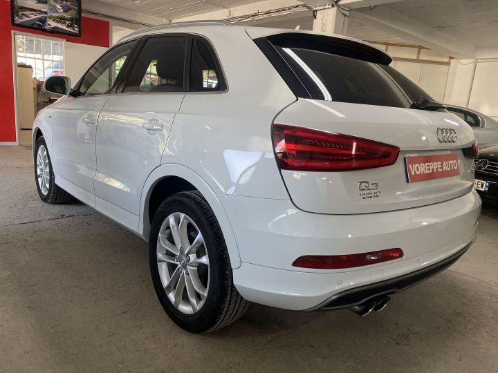 Audi Q3 1.4 TFSI 150CH S LINE S TRONIC 6 Blanc - 6