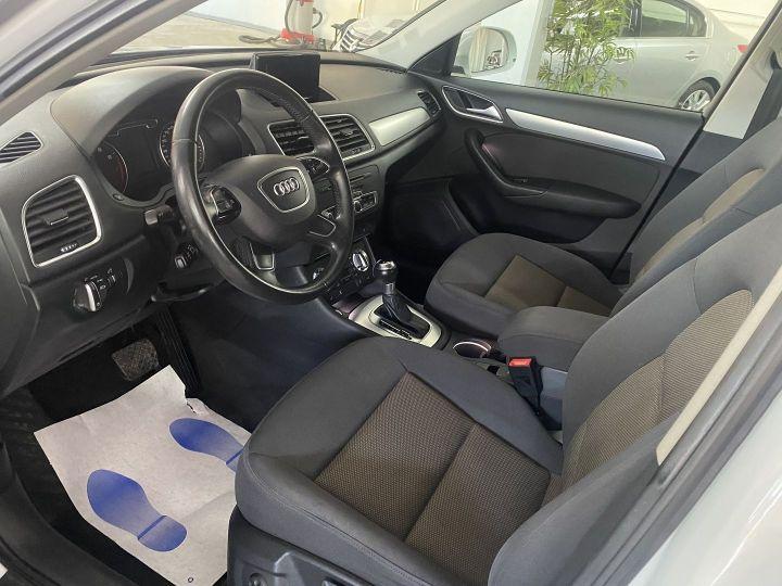 Audi Q3 1.4 TFSI 150CH S LINE S TRONIC 6 Blanc - 8
