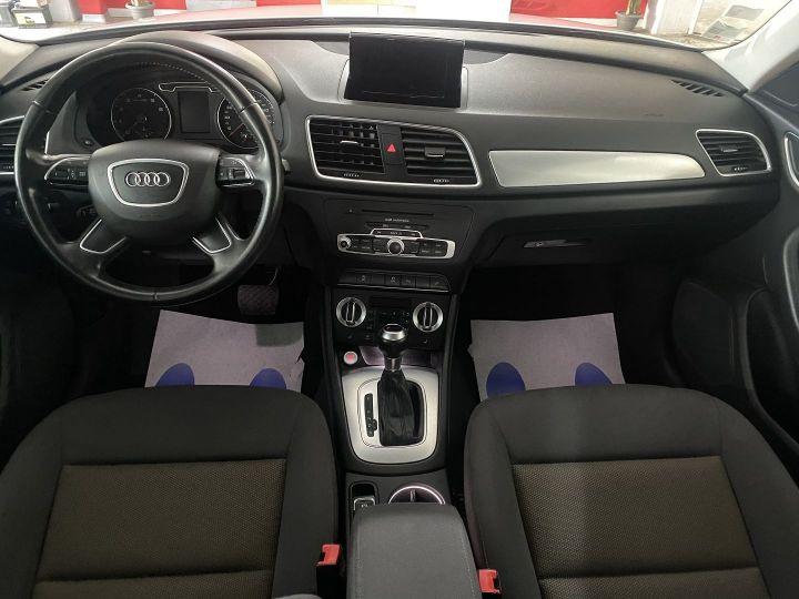 Audi Q3 1.4 TFSI 150CH S LINE S TRONIC 6 Blanc - 9
