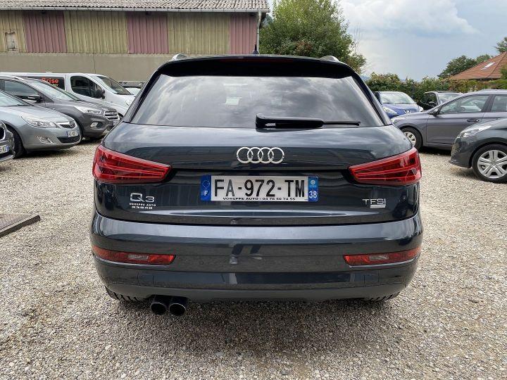 Audi Q3 1.4 TFSI 150CH ULTRA COD S LINE Gris C - 5