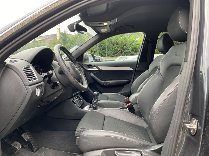 Audi Q3 1.4 TFSI 150CH ULTRA COD S LINE Gris C - 7