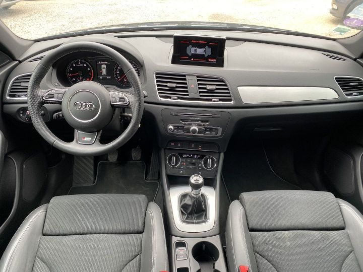 Audi Q3 1.4 TFSI 150CH ULTRA COD S LINE Gris C - 9