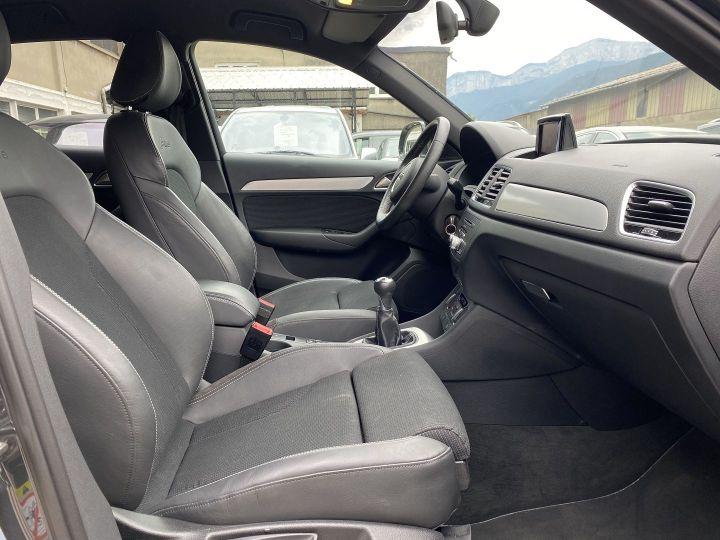Audi Q3 1.4 TFSI 150CH ULTRA COD S LINE Gris C - 10