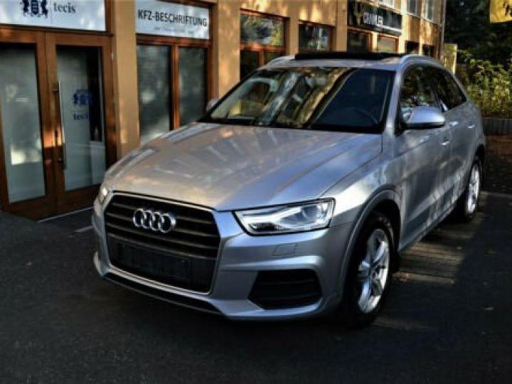 Audi Q3 Argent - 1