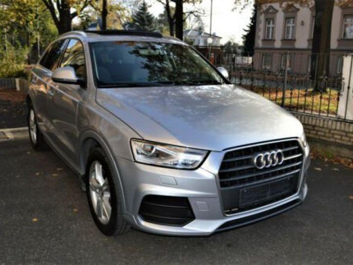 Audi Q3 Argent - 2