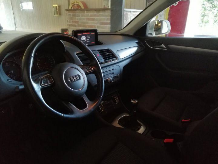 Audi Q3 2.0 TDI 120 CV AMBIENTE BV6 Blanc - 5