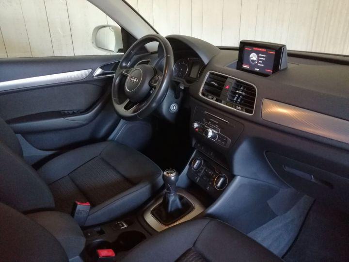 Audi Q3 2.0 TDI 120 CV AMBIENTE BV6 Blanc - 7