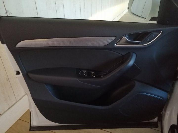 Audi Q3 2.0 TDI 120 CV AMBIENTE BV6 Blanc - 9