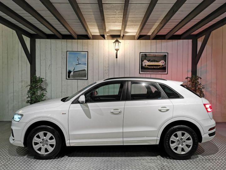 Audi Q3 2.0 TDI 120 CV BV6 Blanc - 1
