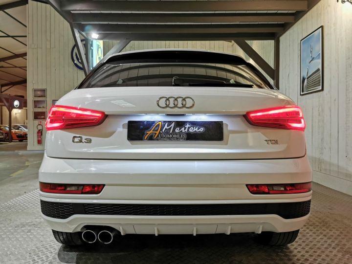 Audi Q3 2.0 TDI 120 CV BV6 Blanc - 4
