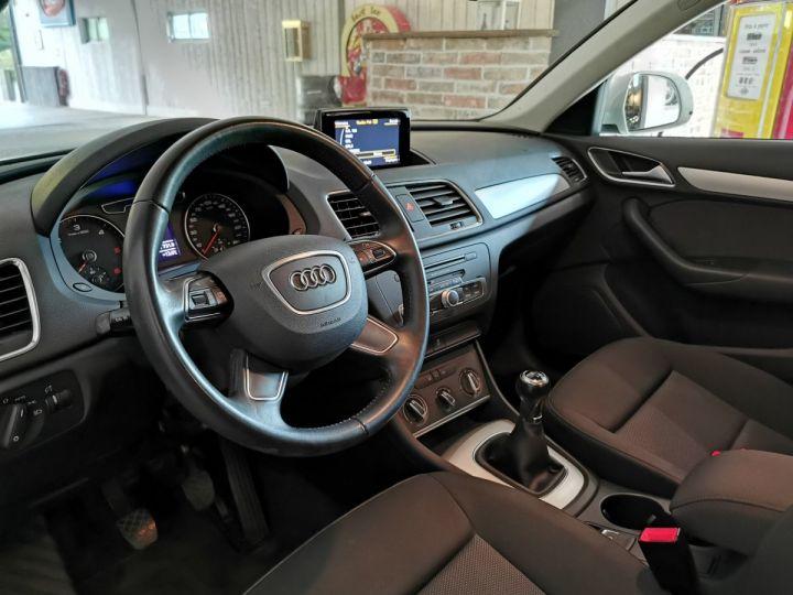 Audi Q3 2.0 TDI 120 CV BV6 Blanc - 5
