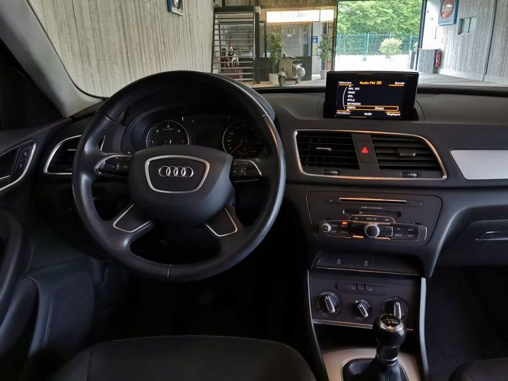 Audi Q3 2.0 TDI 120 CV BV6 Blanc - 6