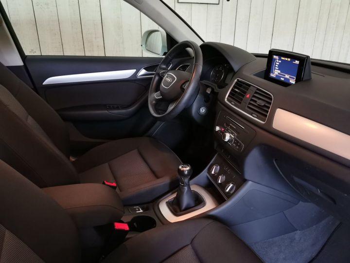 Audi Q3 2.0 TDI 120 CV BV6 Blanc - 7