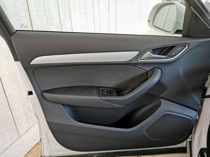 Audi Q3 2.0 TDI 120 CV BV6 Blanc - 8