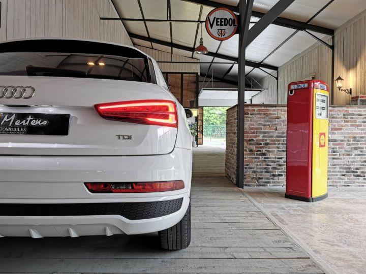 Audi Q3 2.0 TDI 120 CV BV6 Blanc - 11