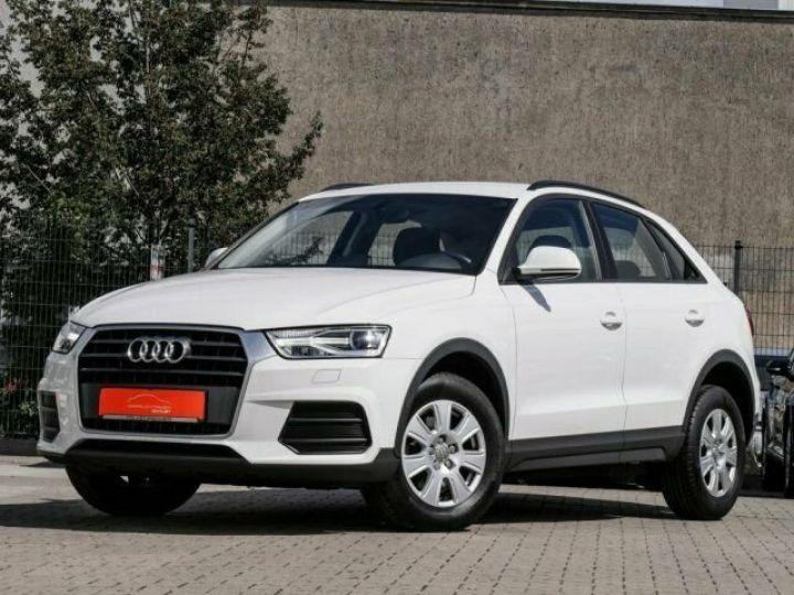 Audi Q3 2.0 TDI Blanc - 1