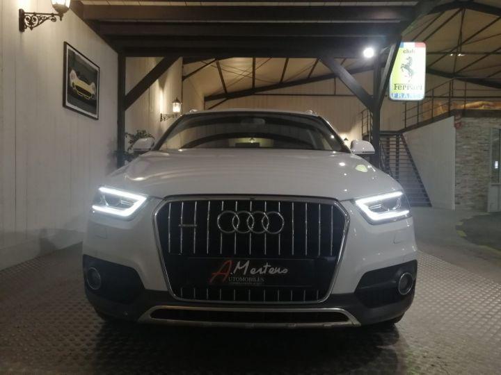 Audi Q3 2.0 TDI 140 CV AMBITION LUXE QUATTRO BV6 Blanc - 3