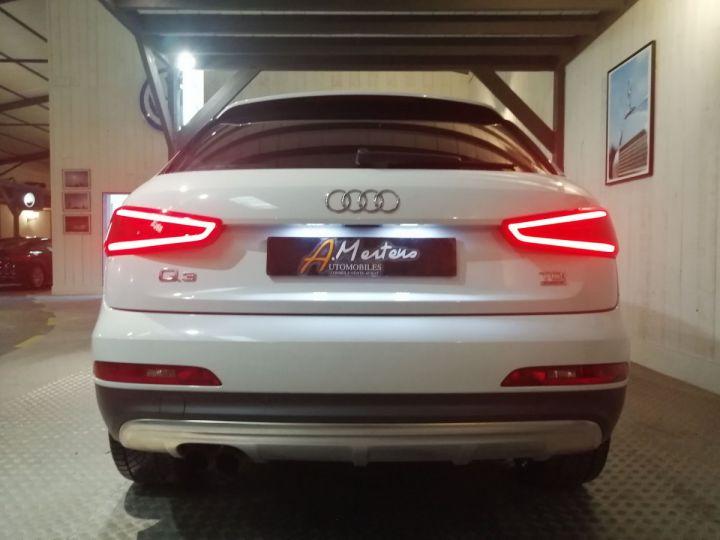 Audi Q3 2.0 TDI 140 CV AMBITION LUXE QUATTRO BV6 Blanc - 4