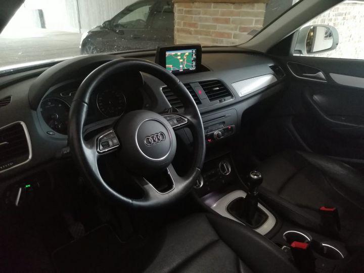 Audi Q3 2.0 TDI 140 CV AMBITION LUXE QUATTRO BV6 Blanc - 5