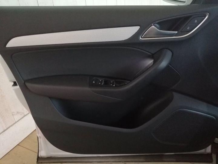 Audi Q3 2.0 TDI 140 CV AMBITION LUXE QUATTRO BV6 Blanc - 9