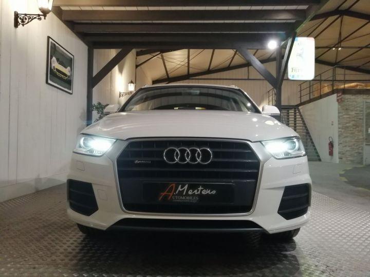 Audi Q3 2.0 TDI 150 CV QUATTRO BVA Blanc - 3