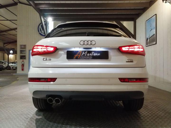 Audi Q3 2.0 TDI 150 CV QUATTRO BVA Blanc - 4