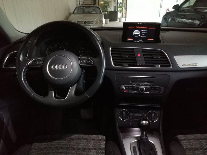 Audi Q3 2.0 TDI 150 CV QUATTRO BVA Blanc - 6