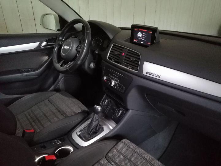 Audi Q3 2.0 TDI 150 CV QUATTRO BVA Blanc - 7
