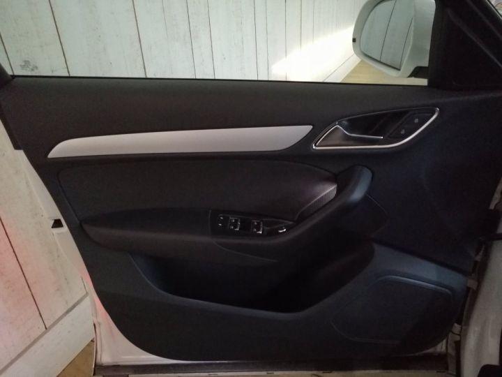 Audi Q3 2.0 TDI 150 CV QUATTRO BVA Blanc - 8