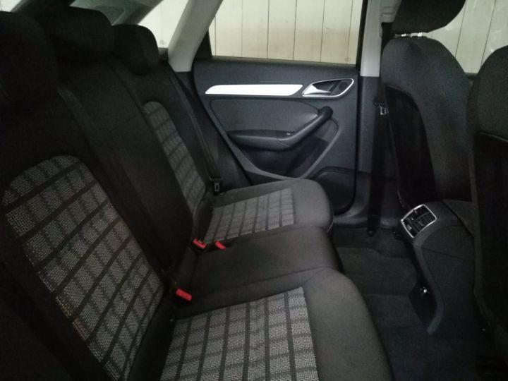 Audi Q3 2.0 TDI 150 CV QUATTRO BVA Blanc - 9