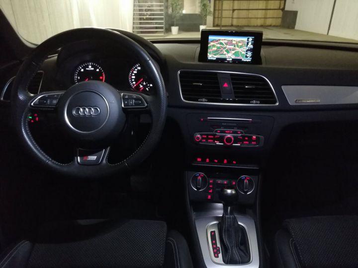Audi Q3 2.0 TDI 150 CV SLINE QUATTRO BVA Blanc - 5