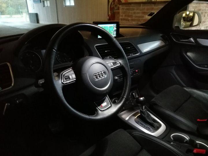 Audi Q3 2.0 TDI 150 CV SLINE QUATTRO BVA Blanc - 6