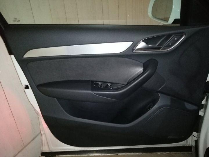 Audi Q3 2.0 TDI 150 CV SLINE QUATTRO BVA Blanc - 9