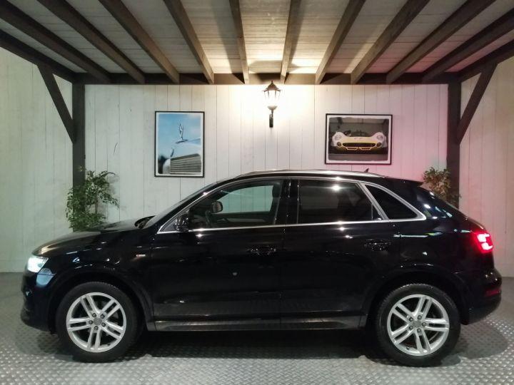 Audi Q3 2.0 TDI 150 CV SLINE QUATTRO BVA Noir - 1