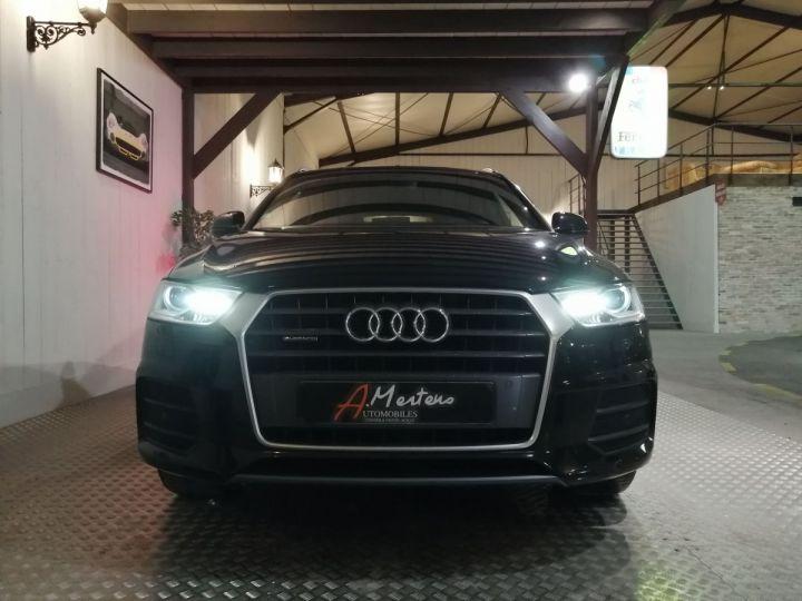 Audi Q3 2.0 TDI 150 CV SLINE QUATTRO BVA Noir - 3