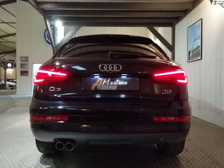 Audi Q3 2.0 TDI 150 CV SLINE QUATTRO BVA Noir - 4