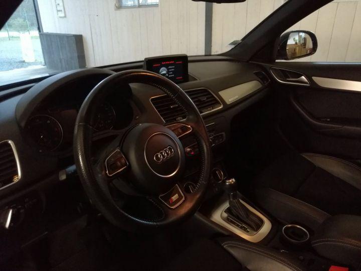 Audi Q3 2.0 TDI 150 CV SLINE QUATTRO BVA Noir - 5