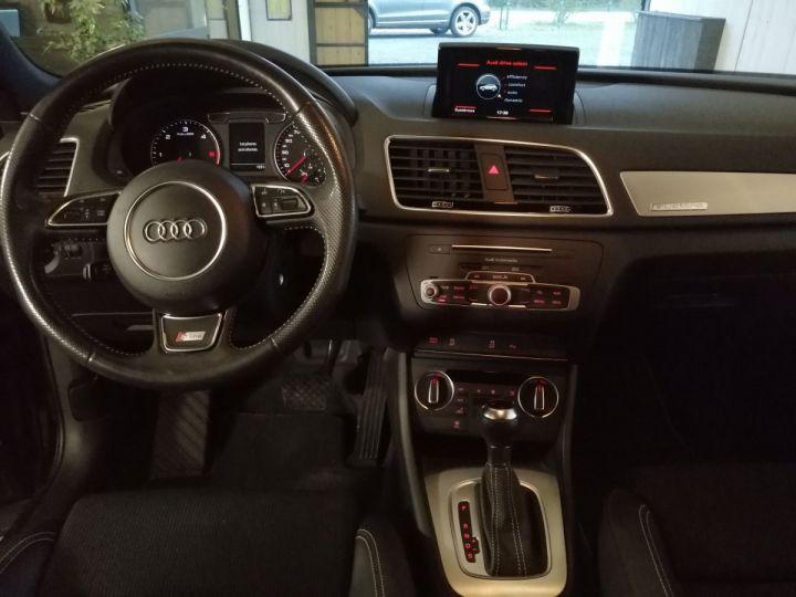 Audi Q3 2.0 TDI 150 CV SLINE QUATTRO BVA Noir - 6