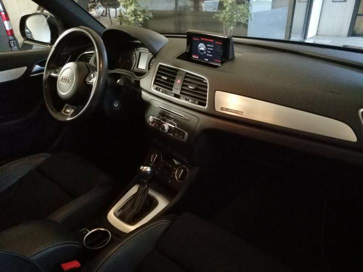 Audi Q3 2.0 TDI 150 CV SLINE QUATTRO BVA Noir - 7