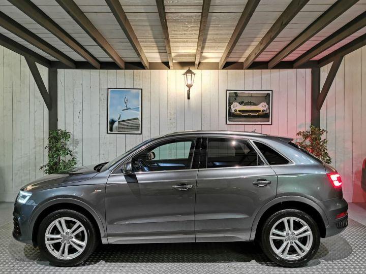 Audi Q3 2.0 TDI 150 CV SLINE QUATTRO S-TRONIC Gris - 1