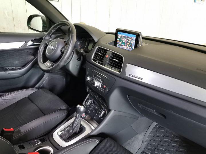 Audi Q3 2.0 TDI 150 CV SLINE QUATTRO S-TRONIC Gris - 7